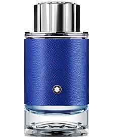 Montblanc Men's Explorer Ultra Blue Eau de Parfum Spray, 3.3-oz.