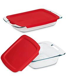 Easy Grab Baking Dish 4-Pc. Set