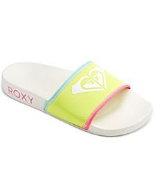 Women's Slippy Neo Neoprene Slide Sandals