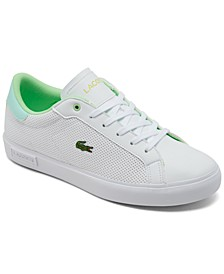 Big Kids Powercourt Casual Sneakers from Finish Line