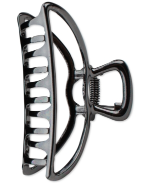Open-Shape Claw Hair Clip