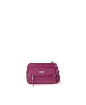 Women's Time Zone Rfid Crossbody Bag