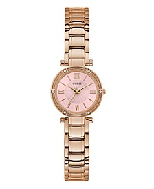 Women's Petite Rose Gold-Tone Watch 25mm