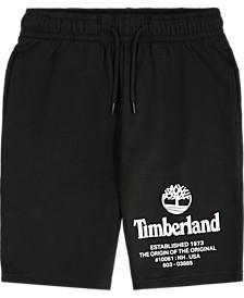 Big Boys Knit Shorts