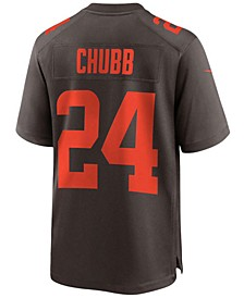 Cleveland Browns Men's Game Jersey - Nick Chubb