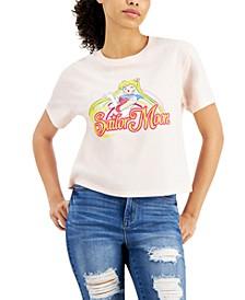 Juniors' Sailor Moon T-Shirt