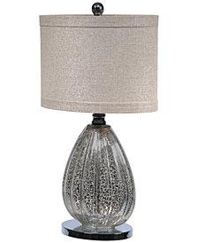 Crestview Stardust Table Lamp
