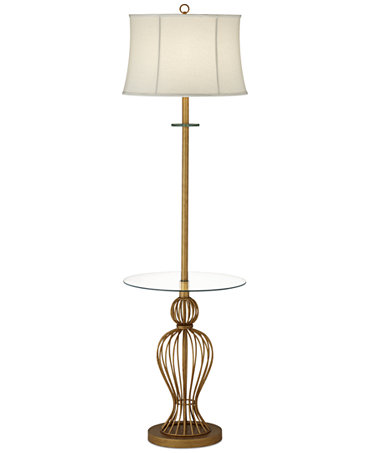 floor lamp only at macy 39 s lighting lamps for the home ma. Black Bedroom Furniture Sets. Home Design Ideas