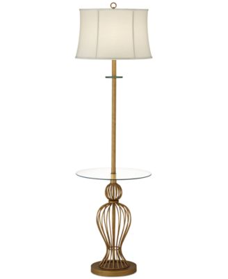 Good Pacific Coast Victorian Chateau Floor Lamp With Tray Table, Created For  Macyu0027s
