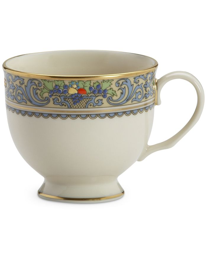 """Lenox - """"Autumn"""" Teacup"""