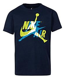 Big Boys Jumpman Classics Logo Graphic T-shirt