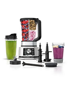 Foodi® SS351 Power Blender & Processor System with Smoothie Bowl Maker and Nutrient Extractor* + 4in1 Blender 1400WP