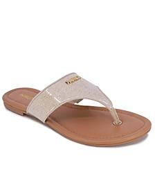 Women's Hollyoak Thong Flat Sandal