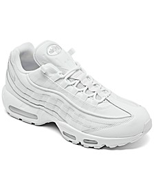 Men's Air Max 95 Essential Casual Sneakers from Finish Line