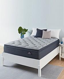 "Luxe Grandmere 14"" Plush Pillow Top Mattress- Twin"