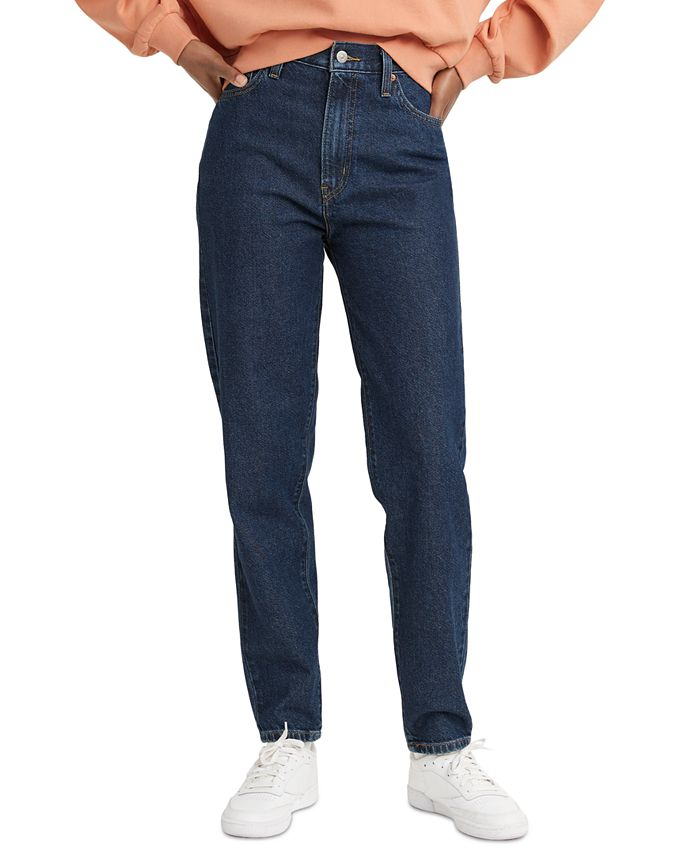 Levi's - High-Rise Tapered Jeans
