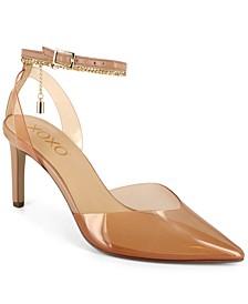Women's Luci Translucent Dress Heel