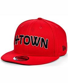Houston Rockets Hoop Team 9FIFTY Cap