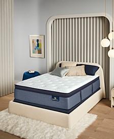 "Perfect Sleeper Renewed Night 16"" Medium Firm Pillow Top Mattress- King"