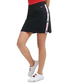 Logo Mini Skirt