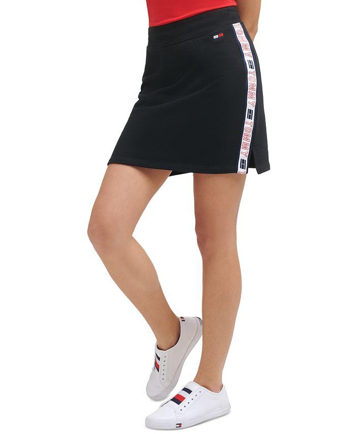 Tommy Hilfiger - Logo Mini Skirt