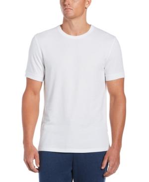 Men's Solid Double-Knit T-Shirt