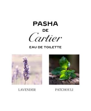 Pasha de Cartier Eau de Toilette, 1.6 fl oz