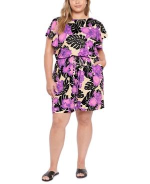 Plus Size Hanna Romper