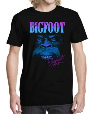 Men's Bigfoot Washington Graphic T-shirt