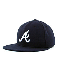 New Era Atlanta Braves MLB Authentic Collection 59FIFTY Fitted Cap