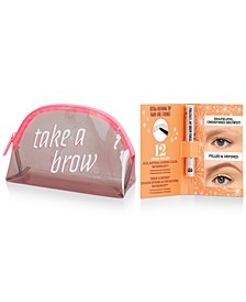 Receive a FREE a Cosmetics bag & your choice of Precisely My Brow with any $50 Benefit Cosmetics purchase. Choice of 2 Shades!