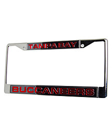 Rico Industries Tampa Bay Buccaneers License Plate Frame
