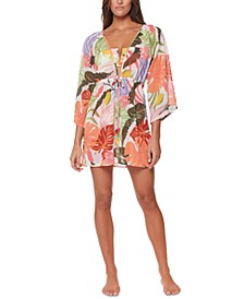 Fresh Squeezed Cover-Up Dress