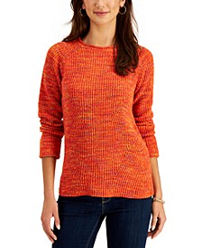Space-Dyed Sweater, Created for Macy's