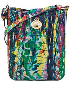 Marley Melbourne Embossed Leather Crossbody