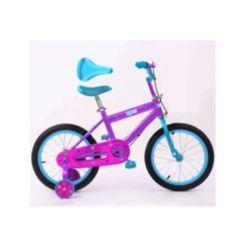 Rugged Racers Frozen Kids Bike with Training Wheels
