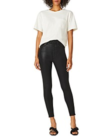 Centerfold High-Rise Skinny Ankle Jeans