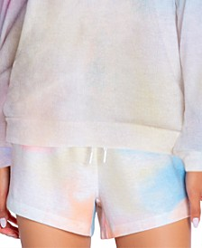 Peached Jersey Pajama Shorts