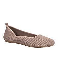 Women's Fe Knit Comfort Flats