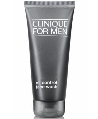 For Men Oil Free Face Wash, 6.7 oz