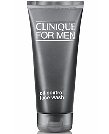 For Men Oil Free Face Wash, 6.7 oz