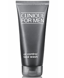 Clinique For Men Oil Free Face Wash, 6.7 oz