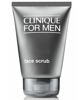 For Men Face Scrub, 3.4 Oz by Clinique