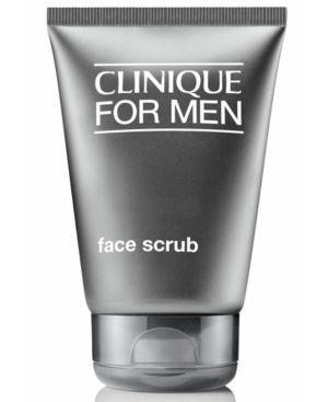 Clinique For Men Face Scrub, 3.4 oz