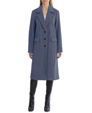 Single-Breasted Walker Coat