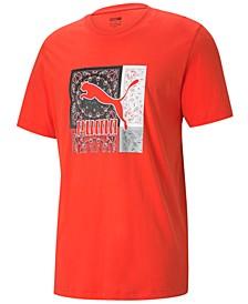 Men's OffBeat Logo Graphic T-Shirt