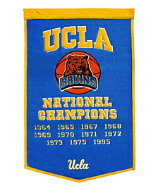 Winning Streak UCLA Bruins Dynasty Banner