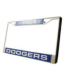 Los Angeles Dodgers Laser License Plate Frame
