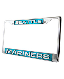 Rico Industries Seattle Mariners Laser License Plate Frame