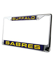Rico Industries Buffalo Sabres Laser License Plate Frame